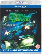 The Green Hornet 3D (Single Disc)