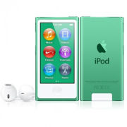 Apple iPod Nano 16GB (7th Gen) - Green