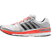 adidas Men's Supernova Sequence 7 Running Shoes - White/Black/Red
