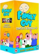 Family Guy - Seasons 6-10