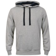 55 Soul Men's Blaze Hoody - Grey/Black