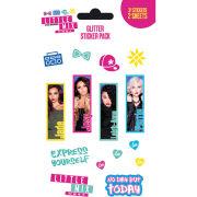 Little Mix Rules - Glitter Sticker Pack