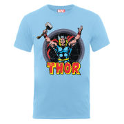 Marvel Thor Arms Men's T-Shirt - Royal Blue