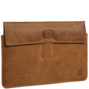 dbramante1928 Leather Envelope for MacBook Air 13 Inch - Golden Tan