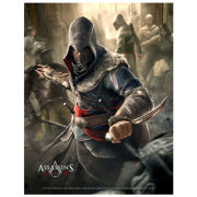 Assassin's Creed - Fight Your Way - Wallscroll