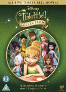 Tinker Bell Collection: Tinker Bell the Movie / Tinker Bell and the Lost Treasure / Tinker Bell and the Great Fairy Rescue / Tinker Bell and the Secret Of The Wings / Tinker Bell and the Pirate Fairy