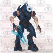 Halo 4 Series 3 Jul 'Mdama With Energy Sword Action Figure