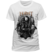 The Hobbit Battle of the Five Armies Men's T-Shirt - Dwarven Battle