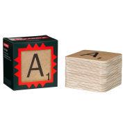 Scrabble Pub Style Coasters