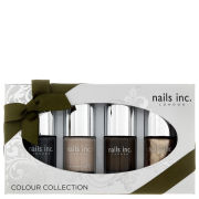 nails inc. Military Collection