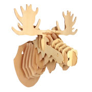 Build Your Own Moose Head Large