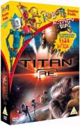 Titan A.E. [With Robots Creative Studio Activity Disc]