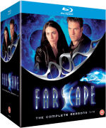 Farscape - Definitive Verzameling - Series 1-4
