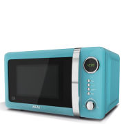 Akai 700W Digital Microwave - Baby Blue