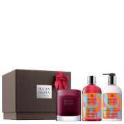 Molton Brown The Patchouli and Saffron Trio