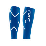 2XU Unisex Compression Calf Guard - Royal Blue