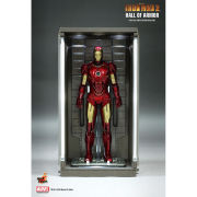 Hot Toys Iron Man 2: Hall Of Armour 1:6 Scale Figure