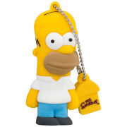 Tribe USB Flash Drive 8GB - Homer Simpson Figure