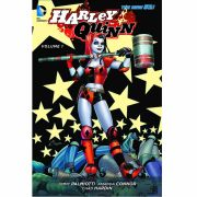 Harley Quinn: Hot in the City Hardback Volume 1
