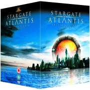 Stargate Atlantis - Series 1-5