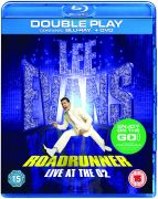 Lee Evans: Roadrunner - Live at O2 - Double Play (Blu-Ray and DVD)