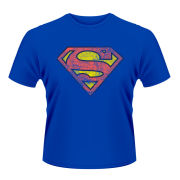 DC Originals Men's T-Shirt - Superman Colour Logo