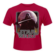 Star Wars Men's T-Shirt - Vader Lightsaber