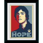 Star Wars Hope - 30 x 40cm Collector Prints