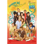 Teen Beach Movie Group - Maxi Poster - 61 x 91.5cm