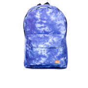 Spiral Tie Dye Backpack - Navy