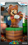 Tanooki Mario with Leaf - EXCLUSIVE