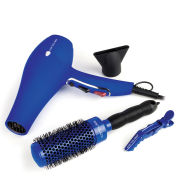 Corioliss Flow Blue Hair Dryer Kit