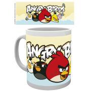 Angry Birds Formation Mug