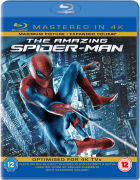 The Amazing Spider-Man - Mastered in 4K Edition (Includes UltraViolet Copy)