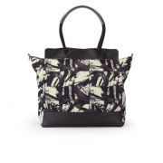 Kate Sheridan Biddy Printed Tote Bag - Monochrome