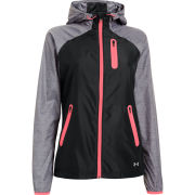 Under Armour Women's Qualifier Woven Jacket - Brilliance/Reflective