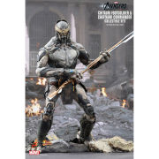 Hot Toys Chitauri Commander & Footsoldier 1:6 Scale Figure
