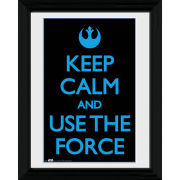 Star Wars Keep Calm - 30 x 40cm Collector Prints