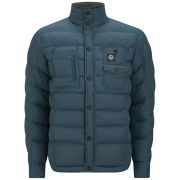 Duck and Cover Men's Shildon Jacket - Fjord