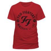 Foo Fighters Men's T-Shirt - Wasting Light