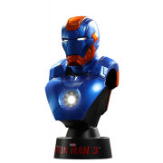 Hot Toys Marvel Iron Man 3 Series 2 Mark 27 Disco Collectible Bust