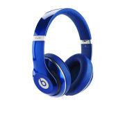 Beats By Dr Dre: Studio 2.0 Noise Cancelling Headphones with RemoteTalk - Blue - Grade A Refurb
