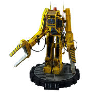 Hollywood Collectibles Aliens Caterpillar P-5000 Power Loader Epic Scale Figure