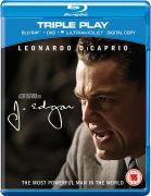 J. Edgar - Triple Play (Blu-Ray, DVD and UltraViolet Copy)