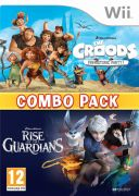 The Croods Prehistoric Party & Rise Of The Guardians Pack