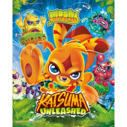 Moshi Monsters Katsuma Unleashed - Mini Poster - 40 x 50cm