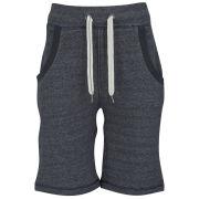 Jack & Jones Men's Jump Sweat Shorts - Dress Blue