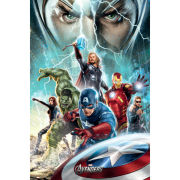The Avengers Power Maxi Poster (61 x 91.5cm)