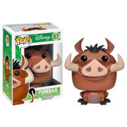 Disney's The Lion King Pumba Pop! Vinyl Figure