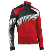 Northwave Men's Bullet Total Protection Jacket - Red/Black